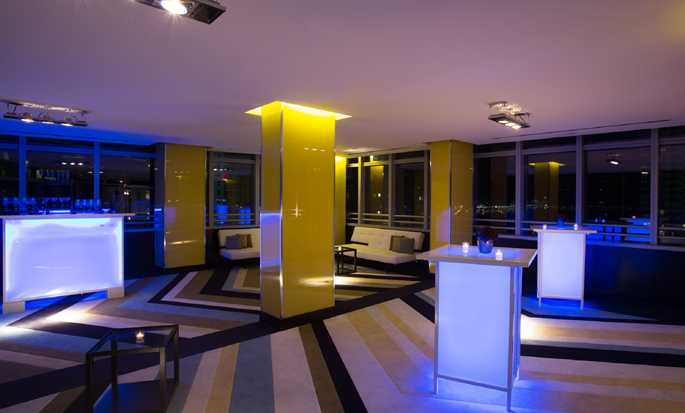 Conrad Miami Hotel, Florida, USA – Lounge
