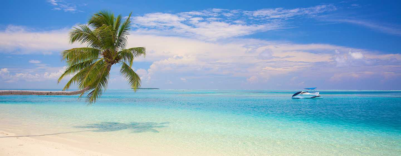 Conrad Maldives Rangali Island Hotel, Malediven – Traumhafte Strände
