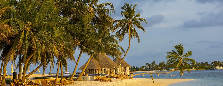 โรงแรม Conrad Maldives Rangali Island มัลดีฟส์ - หาดรางกาลี ฟิโนลูห์