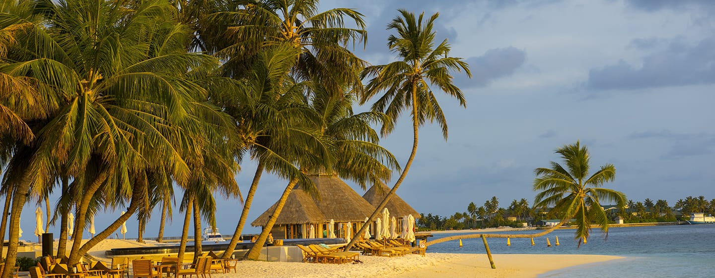 Conrad Maldives Rangali Island Hotel, Malediven – Strand auf Rangalifinolhu