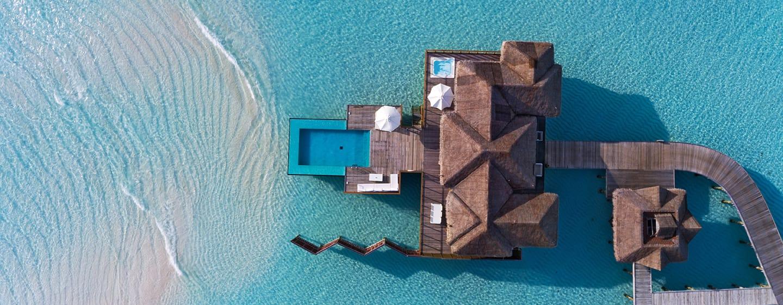 Conrad Maldives Rangali Island Hotel, Malediven– Sunset Wasservilla
