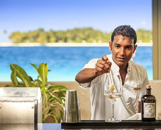 Hotel Conrad Maldives Rangali Island, Maladewa - The Quiet Zone