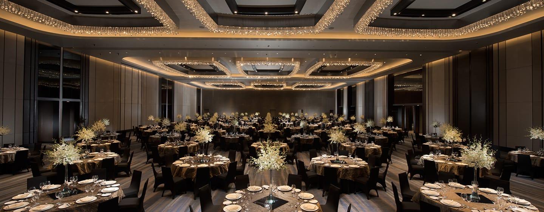 โรงแรม Conrad Manila ฟิลิปปินส์ - ห้องบอลรูม