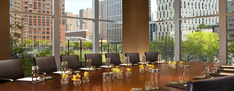 Conrad New York Hotel, USA– Boardroom
