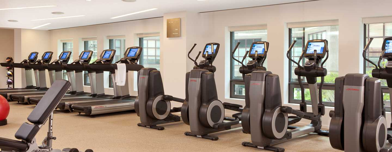 Conrad New York Hotel, USA– 24 Stunden Fitnesscenter