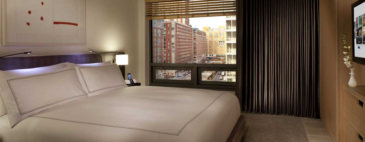 Conrad New York Hotel - Hotelsuites Lower Manhattan