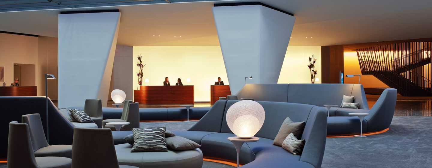 Conrad New York Hotel, USA – Lobby