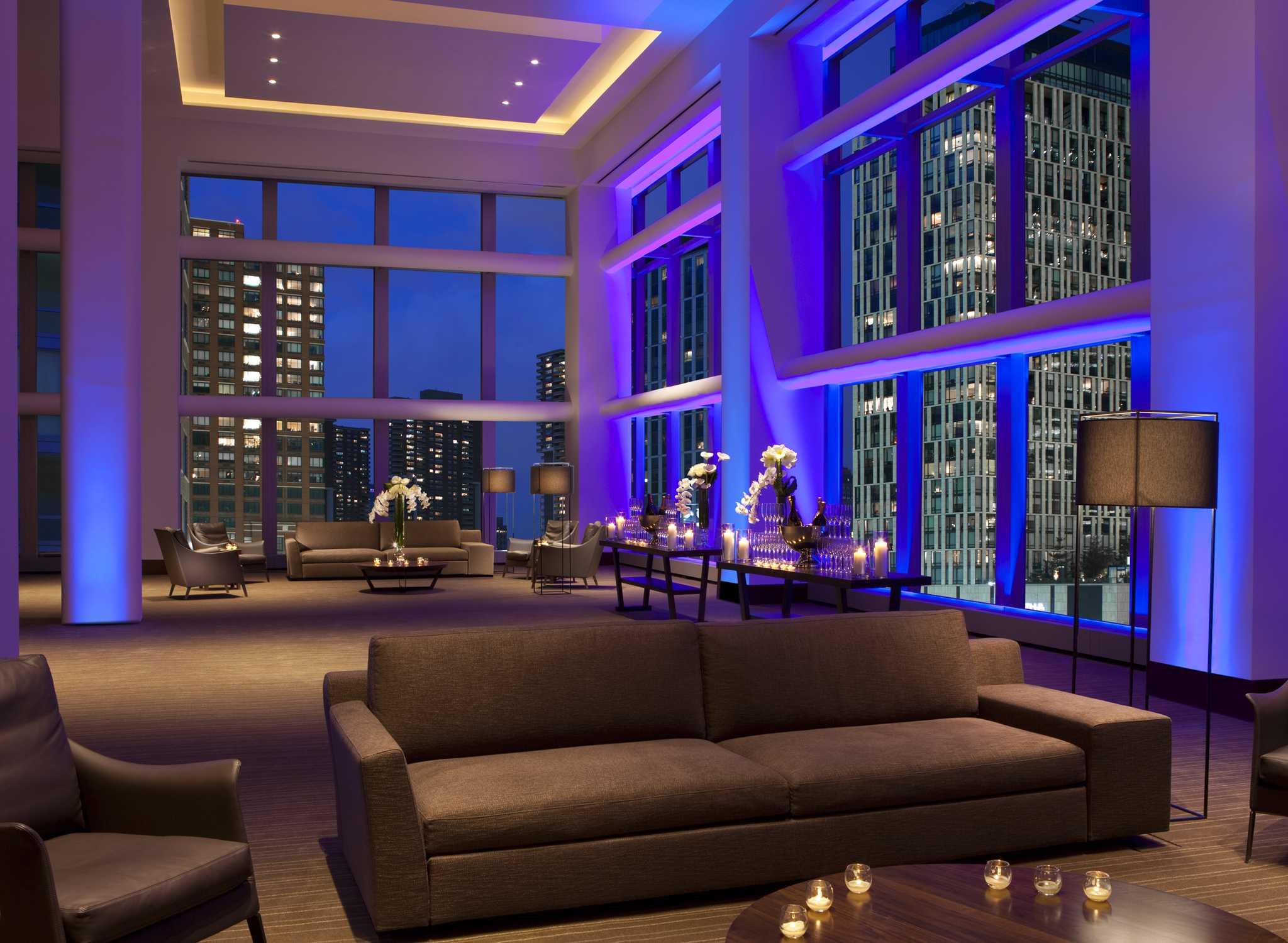 H tel conrad new york suites d 39 h tel dans le lower manhattan for 24 hour salon nyc