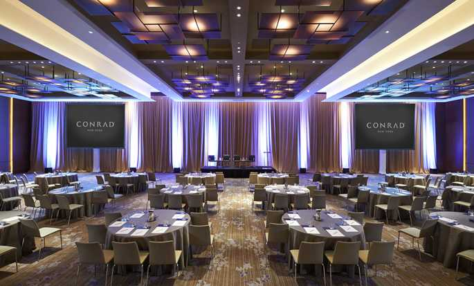 Conrad New York Hotel, USA – Balsal