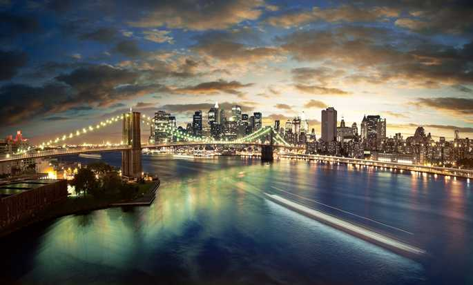 Hotel Conrad New York, EUA – Ponte do Brooklyn