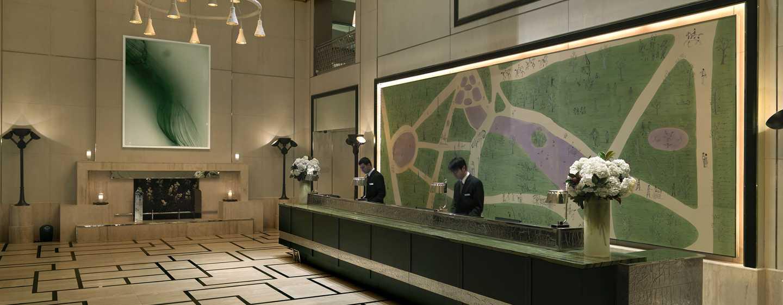 Conrad New York Midtown, EE. UU. - Lobby del hotel