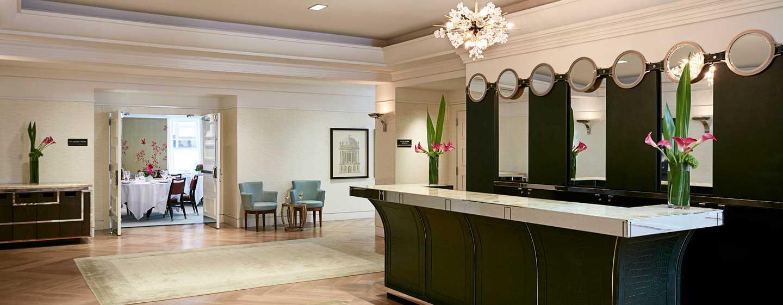 The London NYC, Estados Unidos – Bar do lobby