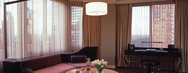 The London NYC, EE. UU. - Suite London Storey