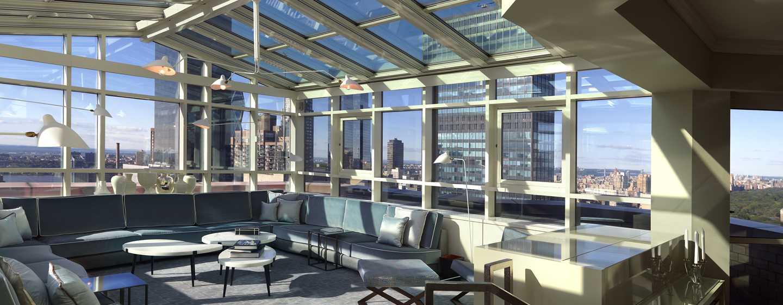 The London NYC, EE. UU. - Suite London Atrium