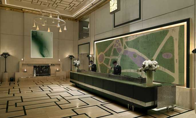 Conrad New York Midtown, Estados Unidos – Lobby