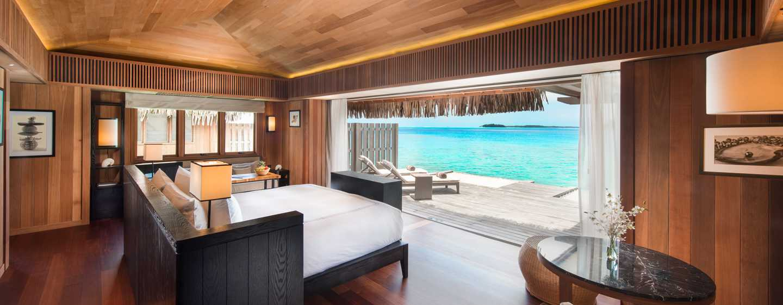 Hôtel Conrad Bora Bora Nui, Polynésie française - Villa sur pilotis