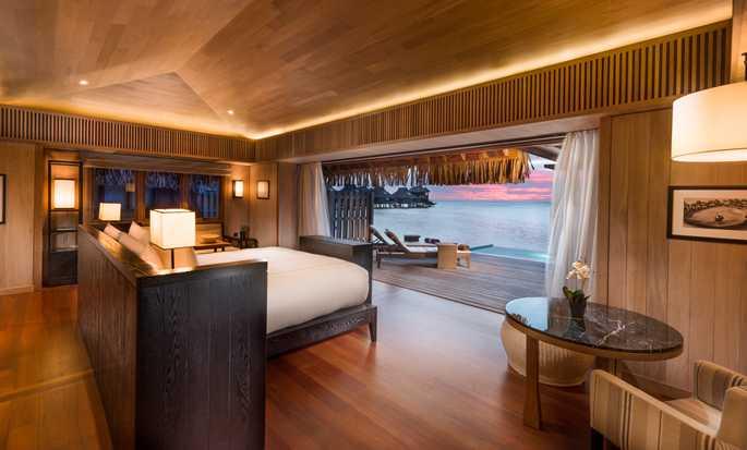 Hotel Conrad Bora Nui Polynesie Francaise