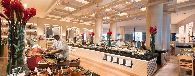 โรงแรม Conrad Centennial Singapore - ร้านอาหาร Oscar's