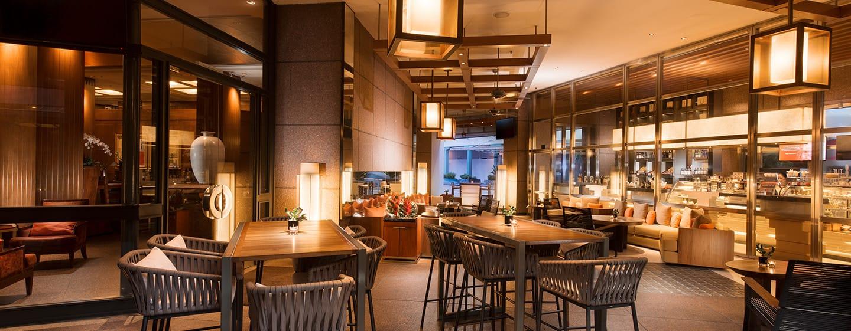 โรงแรม Conrad Centennial Singapore - เดอะ เทอร์เรซ