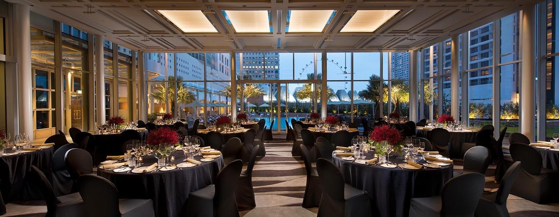 โรงแรม Conrad Centennial Singapore - พาวิลเลียน