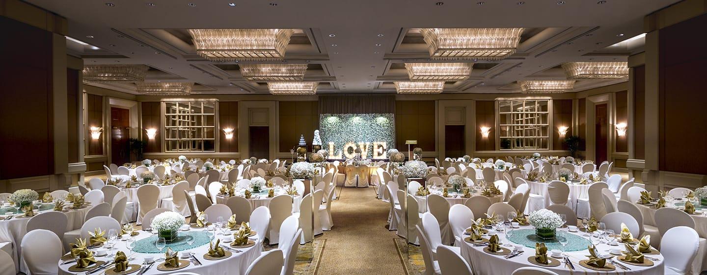 โรงแรม Conrad Centennial Singapore - ห้องแกรนด์บอลรูม