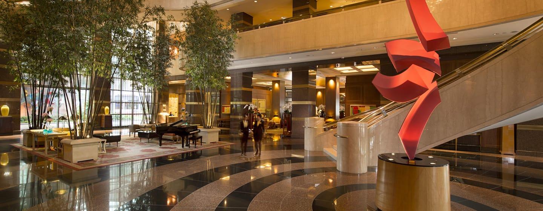 โรงแรม Conrad Centennial Singapore - ล็อบบี้ Conrad Singapore