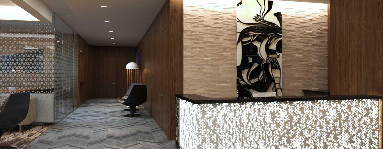 Hotel Conrad San Luis Potosí, México - Sala de estar ejecutiva