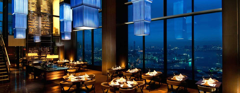 Conrad Tokyo Hotel, Japan– China Blue