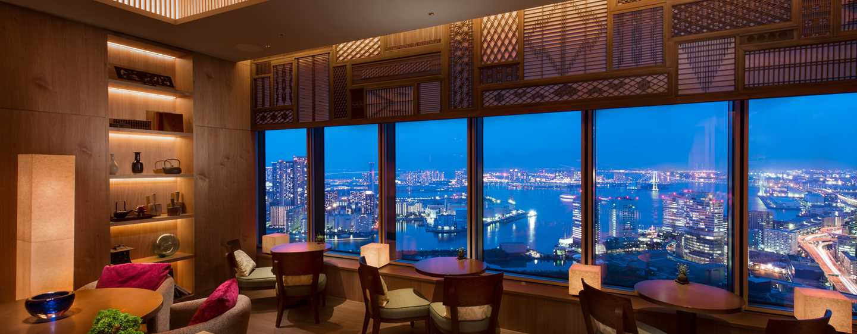 Conrad Tokyo Hotel, Japan – Executive Lounge