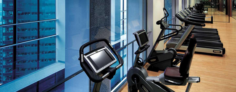 Conrad Tokyo Hotel, Japan – Fitnesscenter