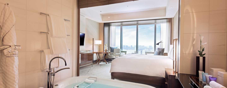 Conrad Tokyo Hotel, Japan – Zimmer