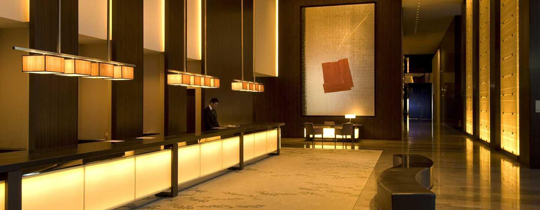 Conrad Tokyo Hotel, Japan – Lobby