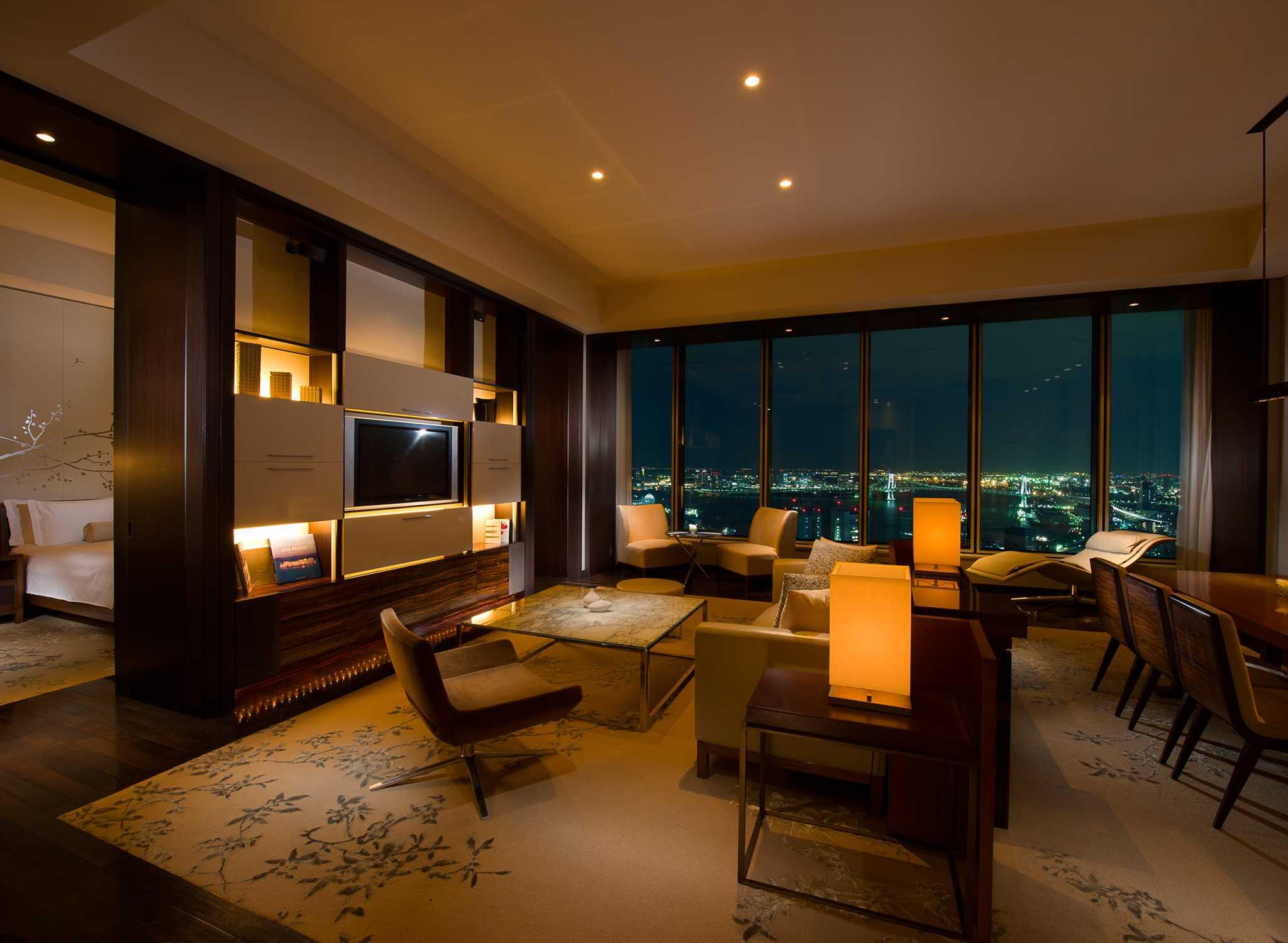 luxushotels und 4-sterne-urlaub in tokio – conrad tokyo, Hause deko