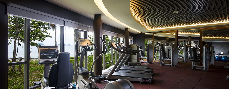 โรงแรมคอนราด เกาะสมุย ประเทศไทย - ฟิตเนส