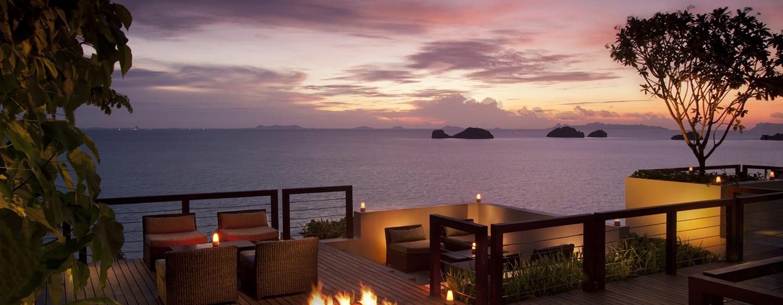 โรงแรมคอนราด เกาะสมุย ประเทศไทย - Aura เลานจ์