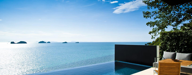 โรงแรมคอนราด เกาะสมุย ประเทศไทย - พูลวิลล่า 1 ห้องนอน