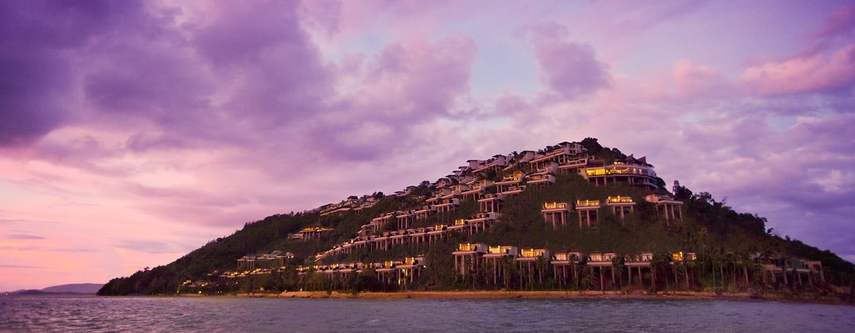 โรงแรมคอนราด เกาะสมุย ประเทศไทย - พื้นที่ด้านนอกของรีสอร์ท