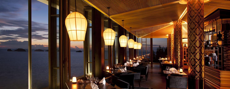 โรงแรมคอนราด เกาะสมุย ประเทศไทย - ห้องอาหาร Jahn
