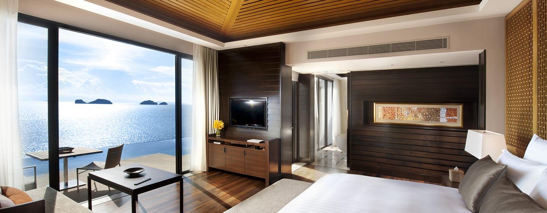 โรงแรมคอนราด เกาะสมุย ประเทศไทย - พูลวิลล่า วิวทะเล