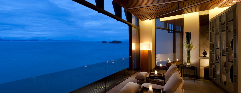 โรงแรมคอนราด เกาะสมุย ประเทศไทย - คอนราด สปา