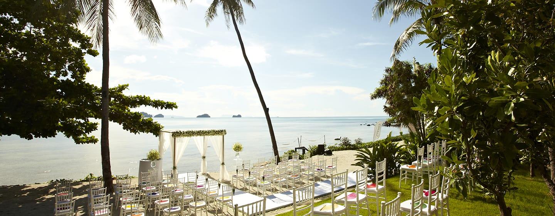 Hotel Conrad Koh Samui, Thailand - Pernikahan di Pantai