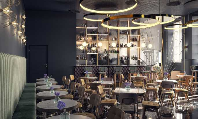 Casa Alberola Alicante, Curio Collection by Hilton - Restaurante y bar