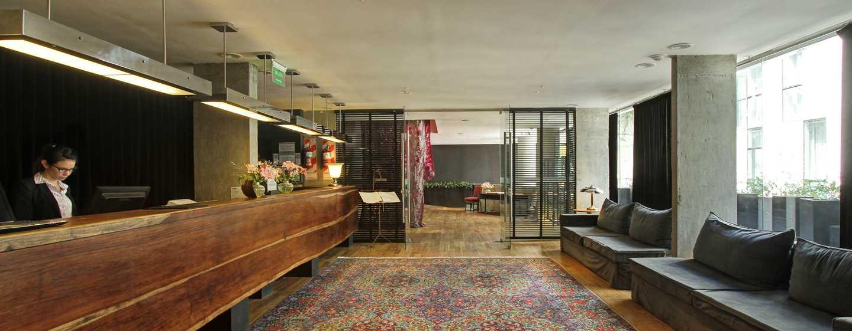Anselmo Buenos Aires, Curio Collection by Hilton Hotel - Balcão de recepção
