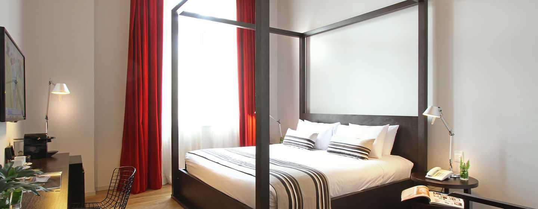 Hotel Anselmo Buenos Aires, Curio Collection by Hilton - Habitación con cama Queen