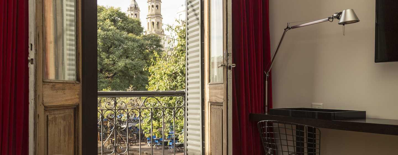 Hotel Anselmo Buenos Aires, Curio Collection by Hilton - Vista do quarto