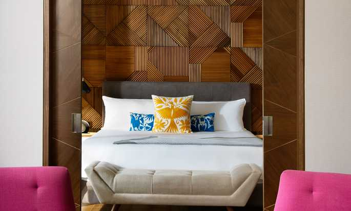 The Fives Downtown Hotel & Residences, Curio Collection by Hilton, Playa del Carmen, México - Suite