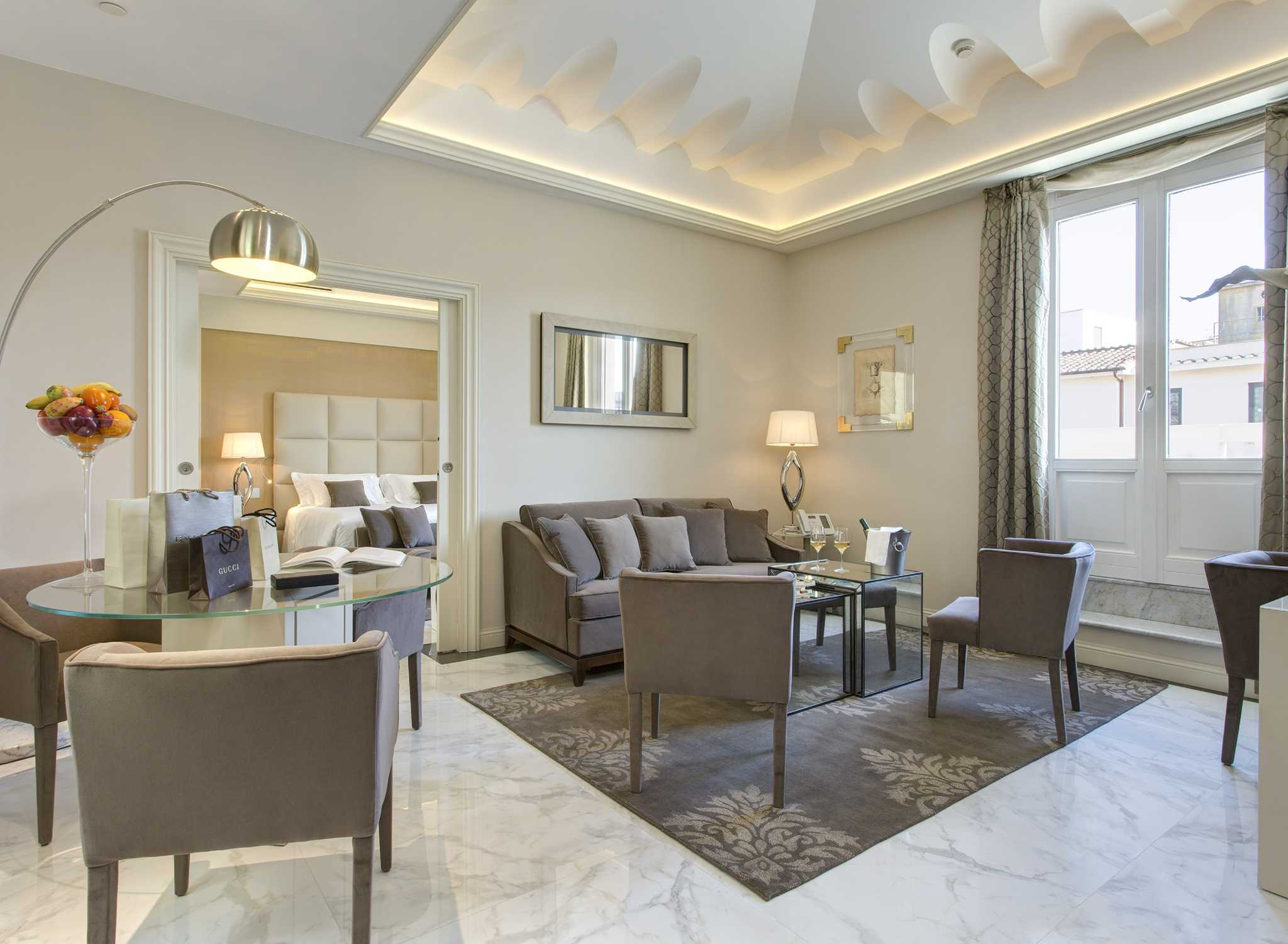 Hotel a Roma - Aleph Rome Hotel - Curio Collection by Hilton