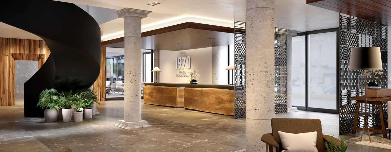 Hotel 1970 Posada Guadalajara, Curio Collection by Hilton - Recepción