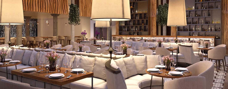 Hotel 1970 Posada Guadalajara, Curio Collection by Hilton - Restaurante del hotel