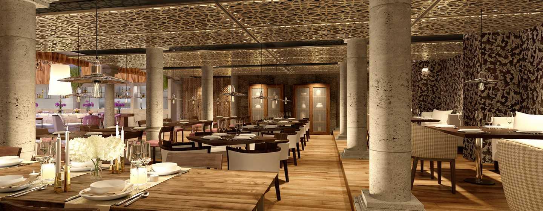Hotel 1970 Posada Guadalajara, Curio Collection by Hilton - Restaurante Las Rejas